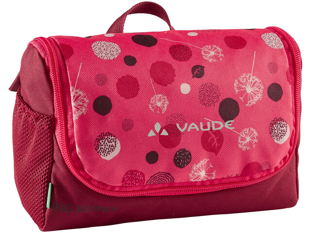 VAUDE Big Bobby Wash Bag Kids, bright pink/cranberry